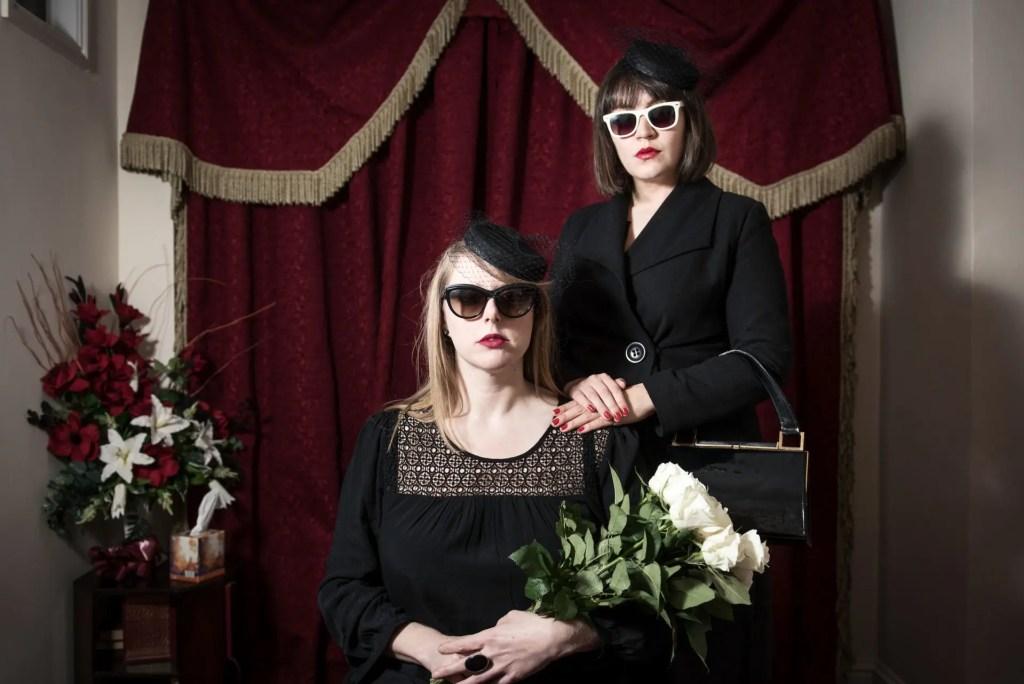 The Death Show (Photo: Graeme Braidwood)