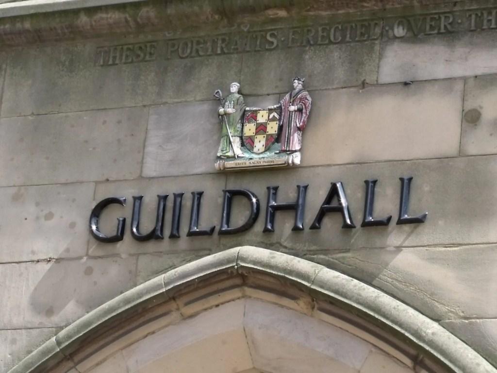 Lichfield Guildhall by Elliott Brown