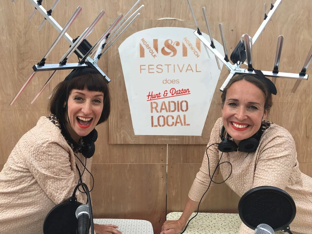 NNF does Radio Local