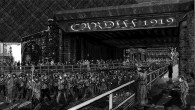 Cardiff 1919 Riots Re-drawn by Kyle Legall. Bridge
