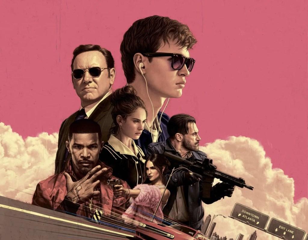 Baby Driver 2017 Edgar Wright