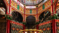 Crossness Pumping Station, Nicolas Lysandrou on unsplash