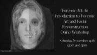 Forensic Art Online Workshop