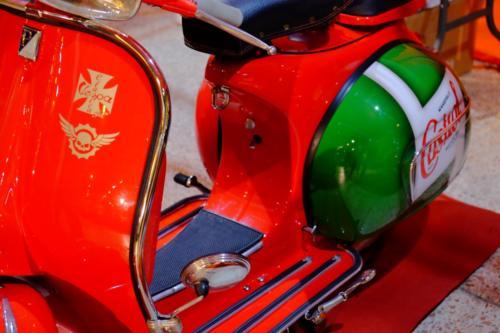 Amelia Pardo. Rojo y verde