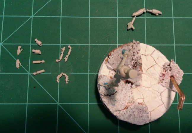 Arthur project log From Contrast Miniatures by Matt DiPIetro