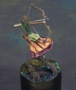 The Forest Guardian from Contrast Miniatures by Matt DiPIetro