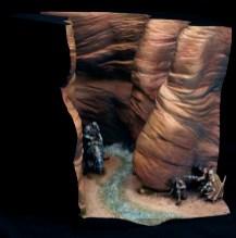 Bloodstone Diorama from Contrast Miniatures by Matt DiPIetro
