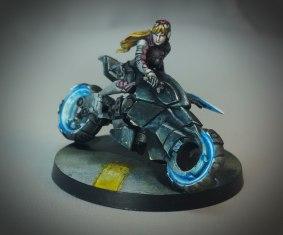 iNFINITY Stealth Biker SOLD