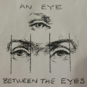 an eye between the eyes