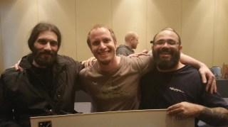 With the Winners Kyriakos Simos and Michael Kontraros