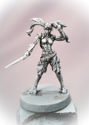 Sketch by Matt DiPietro Contrast Miniatures