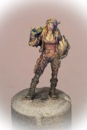 Painted by Matt DiPietro Contrast miniatures