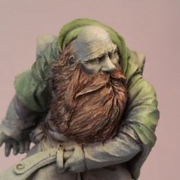 Painted by Matt DiPietro Contrast miniatures