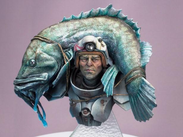 Ice Fisher Titan_Fine Art Miniature_2017_by Matt DiPietro_Contrast Miniatures14-2048