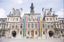Mairie de Paris LGBT