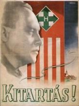 Affiches-propagande-croix-fléchées