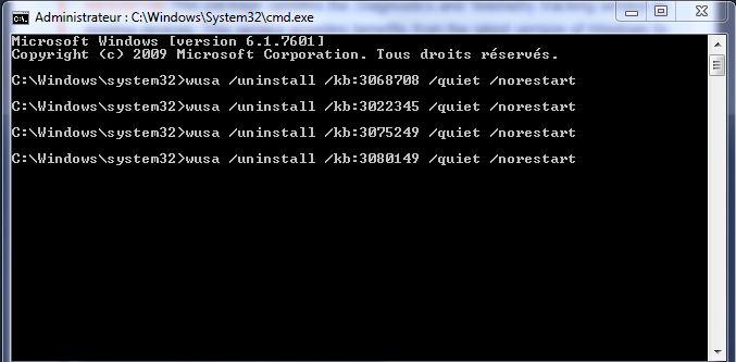 logiciels espions windows 7
