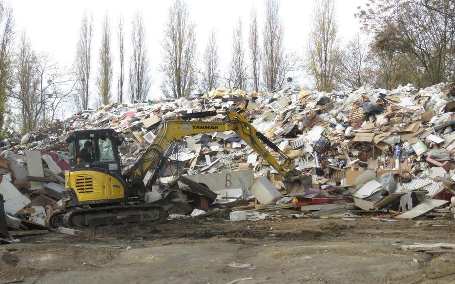 Argenteuil (95). Le nettoyage d'un site occupé durant une année par une centaine de Roms laisse une facture de 900.000 euros à la ville