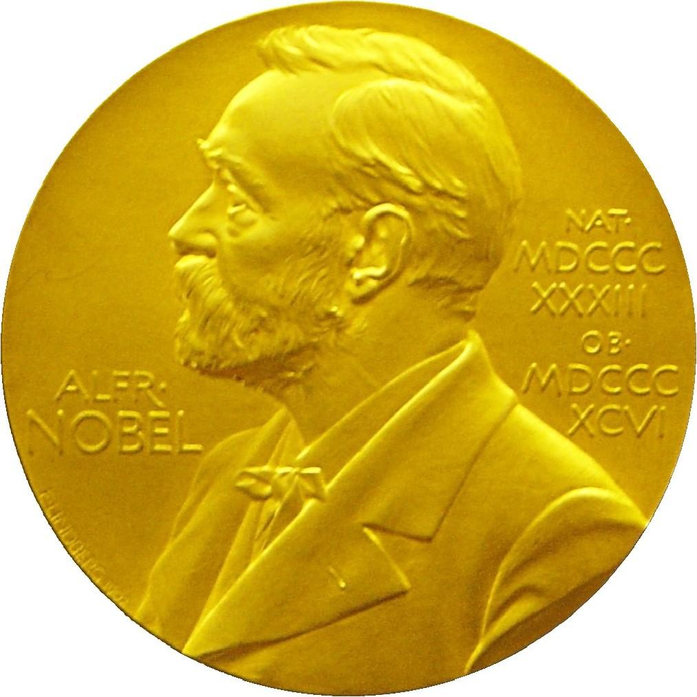 Prix Nobel (image libre de droits)