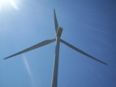 Éoliennes (Crédits : Aoedieart, licence Creative Commons)