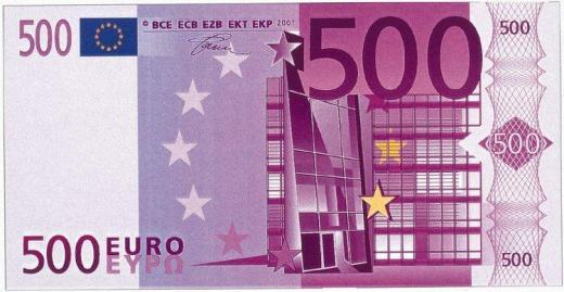 500 €, soit 1 café et 1 paquet de clopes