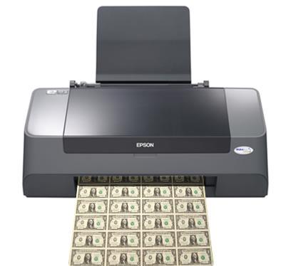 Epson à dollars