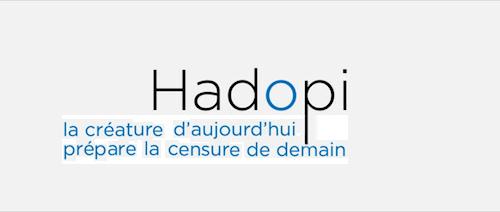 HADOPI, la créature d'aujourd'hui