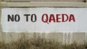 No To Qaeda (Non à Al Quaïda)