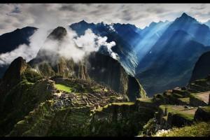 Pérou - Machu Pichu
