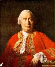 David Hume (Image libre de droits)