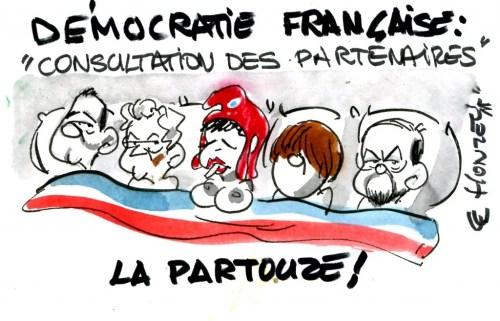 La France est-elle encore une démocratie