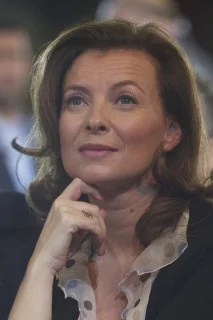 Valérie Trierweiler (Crédits Parti Socialiste, licence Creative Commons)