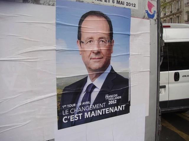 François Hollande, la compétitivité française et l'Europe