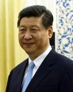 Xi Jinping en 2012