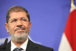 mohamed morsi (creative commons)