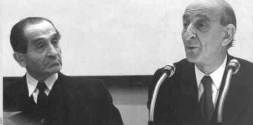 Pierre Mendès-France et Raymond Aron : une estime réciproque.