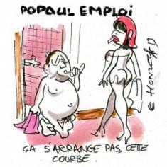 imgscan contrepoints 2013-2250 Hollande Pole emploi chomage