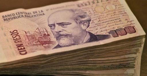 100 pesos argentine