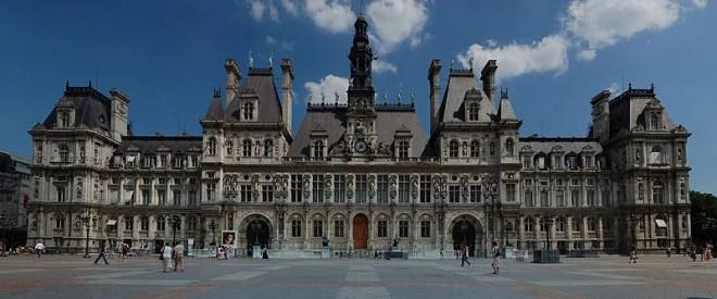 Hôtel de ville de Paris (Crédits wagner51 licence Creative Commons)