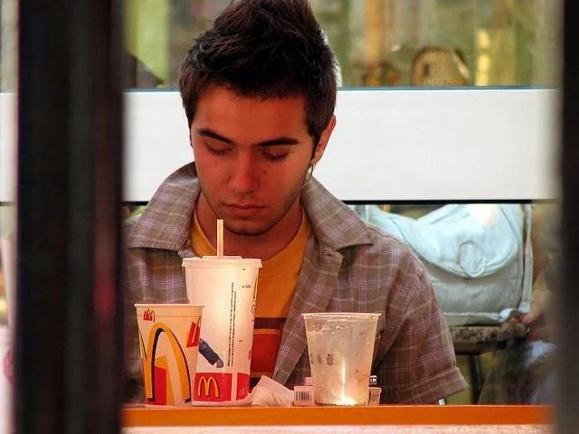 Fast food Mc Donald's (Crédits fish_boun, licence Creative Commons)