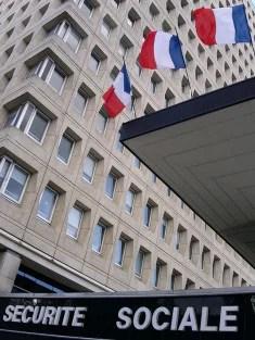 Bâtiment de la sécurité sociale à Rennes (Crédits 01.camille, image libre de droits).JPG
