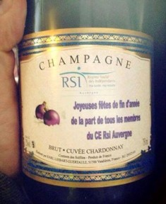 Champagne RSI