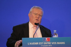 Jacques Myard (Crédits : UMP, licence Creative Commons)