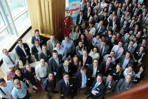 Forum Travailler Ensemble 2014_participants