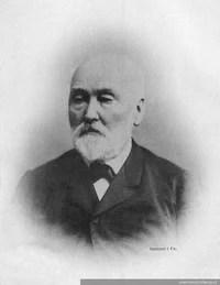 Jean-Gustave Courcelle-Seneuil (Image libre de droits)