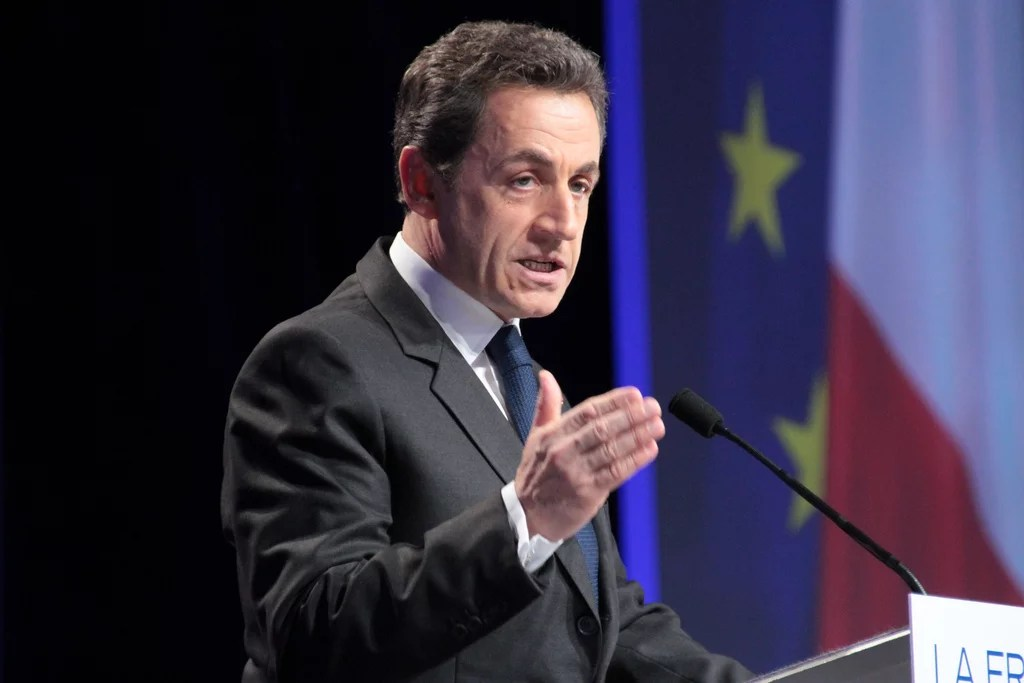 Meeting de Nicolas Sarkozy à Lyon (Crédits UMP Photos, licence Creative Commons)