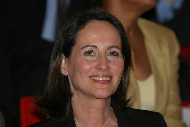 Ségolène Royal (Crédits philippe grangeaud-PS licence Creative Commons)