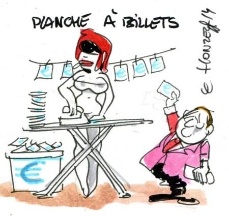 Planche à billets  (Crédits : René Le Honzec/Contrepoints.org, licence Creative Commons)