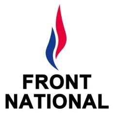 logo front national