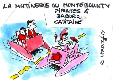 Montebourg Le Honzec